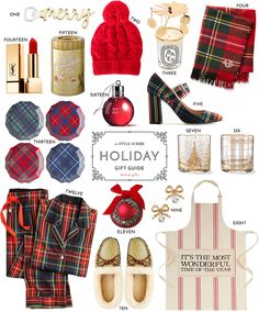 Holiday Gift Guide |