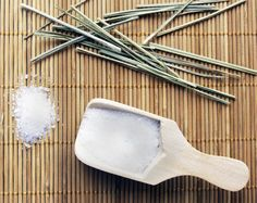 Lemongrass Foot Soak Recipe