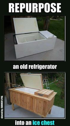 Neat idea for a backyard party!
