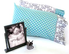 Mother's Day with Fabric.com: Pleated Pillowcases | Sew4Home