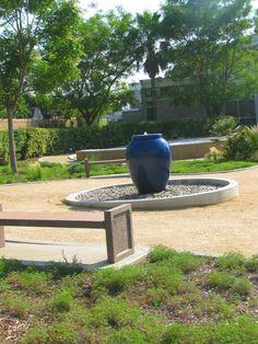 garden design, waterwis garden