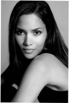 Halle Berry - A beautiful actress who is the first African American woman to win an Academy Award for Best Actress. Also an award recipient of the Golden Globes, NAACP Image Award, Emmy Awards, and SAG.