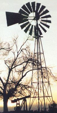 My fascination with windmills goes back to my earliest childhood memories....