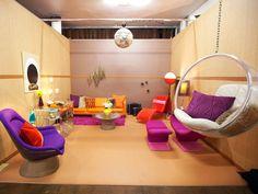 Kris's 1970s Party Lounge