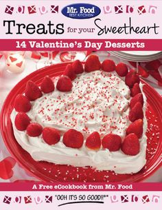Treats for Your Sweetheart: 14 Valentine's Day Desserts