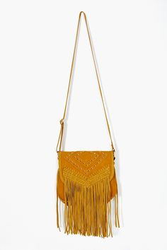 Cheyenne Fringe Bag