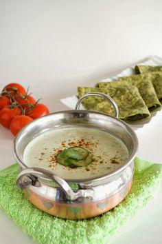 SASI'S KITCHEN: Avocado Raita