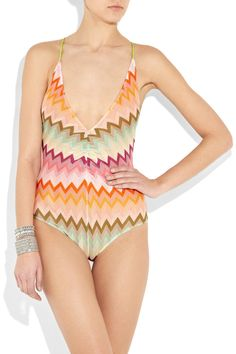 I really want an awesome one-piece for this summer