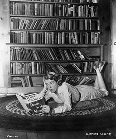 Rosemary Clooney reads.
