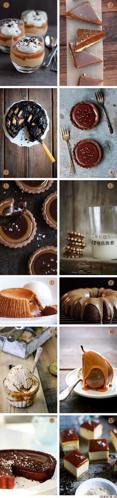 Caramel recipes   //   FOXINTHEPINE.COM #WerthersCaramel #Caramel