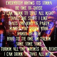 Jerrod Niemann - Drink to that all night