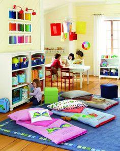 artful playroom