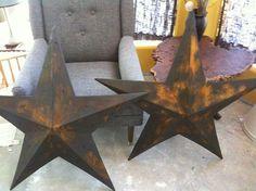 primit, metal decorations, art project, metals, how to rust metal, craft idea, metal piec, diy, rust project