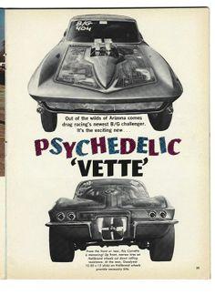 Psychedelic Gasser 'Vette'