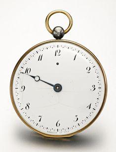 BREGUET A PINK GOLD AND SILVER SOUSCRIPTION WATCH 1805 NO 1441