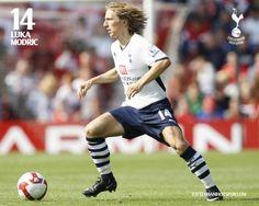 Luka Modric Tottenhamhotspur