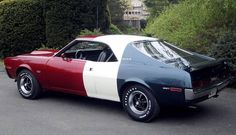 1970 AMC JAVELIN SST (TRANS-AM SPECIAL EDITION, ONLY 100 BUILT)