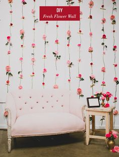 flowers wall, diy flower room decor, paper flowers, diy flower backdrop, fresh flowers, flower walls, photo backdrops