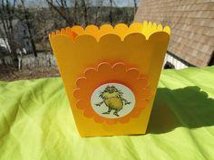 12 Dr Seuss Popcorn Boxes