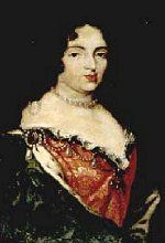 Anne Armande du Verger (1660 - ?). Mistress of Pedro II of Portugal. They had a son.