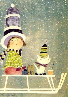 Fiep Westendorp #ilustracion #infantil #dibujo #ilustracioninfantil #ilustracion #sketch #boceto