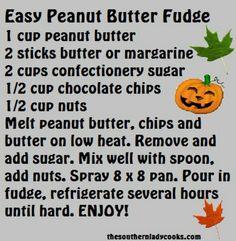Easy fudge