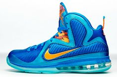 Nike LeBron 9 'China'