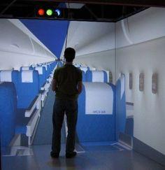 entorno de realidad virtual para el diseño aeronautico