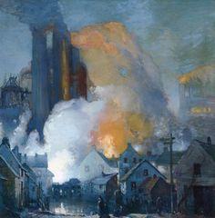 George Ames Aldrich (1871-1941) - Steel