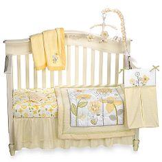 NoJo® Bright Blossoms Crib Bedding Collection