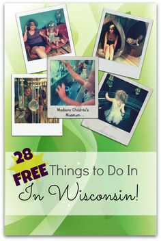 28 FREE Things To Do In Wisconsin This Summer!