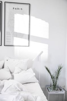 white bedroom Loved