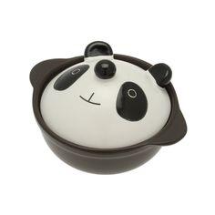 """Panda Casserole 6.25"""" by Kotobuki Trading Co."""