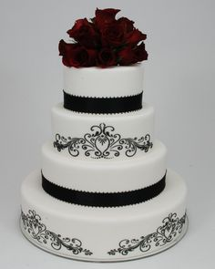 CAKE TWO HUNDRED EIGHT, Wedding Cakes by Dawna, LLC - http://www.utahcakes.com/caketwohundredeight.html