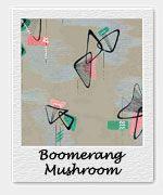 Boomerang Mushroom