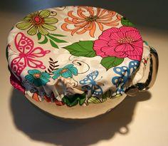 Mixer bowl cover