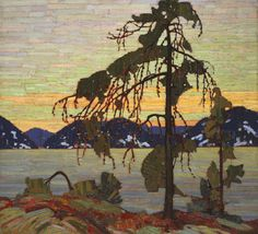 Tom Thompson - Jackpine, my favourite by T.T.