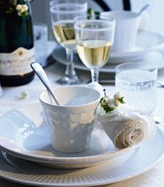 . inspiration, foods, champagne, shabby chic, breakfast, christmas, mats, rum, tabl set