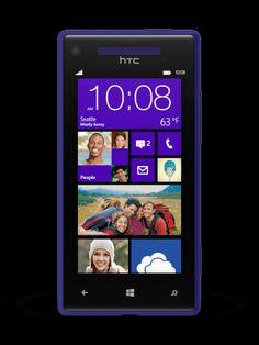 Windows Phone 8X by #HTC