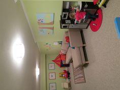 basement playroom/family room