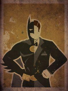Batman / Bruce Wayne (Double Face)