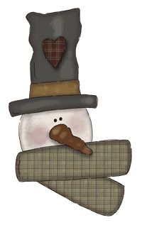 Free Snowman Applique Pattern Download