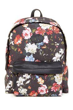 Zip Around Backpack//