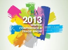 We came back from CHA and made you a video! Check out all the latest trends from the big craft show.