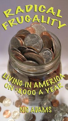 I think I might like this blog. I love being frugal. =)