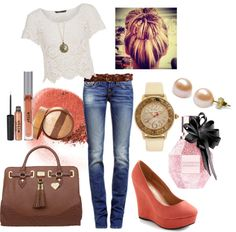 """""""Natural!"""" by lexiekittredge on Polyvore"""