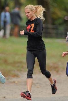 correct breathing while running