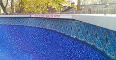Princeton Tile by Above Ground Pool Builder
