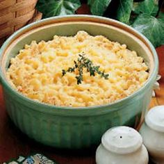 Try the classic macaroni and cheese with a Haitian twist in these Macaroni au Gratin recipe!  #food #dalekh #pasta