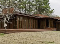 Rosenbaum House - Frank Lloyd Wright